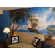 One-Bedroom Pirates Suite with 2 Queen Beds and Sofa Bed