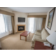 King Suite with a pull out sofa