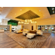 Spacious Comfortable Hotel Lobby With Multiple Seating Areas