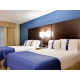 Relax in Our Spacious and Comfortable Double Bed Guest Room