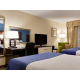 Enjoy Complimentary Internet in our Spacious Double Bed Guest Room
