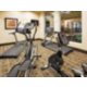 Stay in shape in our Fitness Center on a treadmill or elliptical