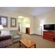 Enjoy Room Service In Our Spacious King Suite