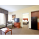 Our spacious extended stay king suite