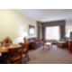 Enjoy room service in our extended stay suite
