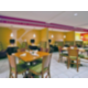 Our restaurant serves breakfast and dinner daily