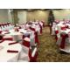 Our Ballroom at Christmas