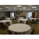 1100 sq. ft. flexible function space accommodates up to 80 people.