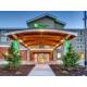 Porte Cochere at  Holiday Inn & Suites Bellingham, Washington