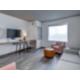 Flexible Workspace Deluxe King Suite near WCC