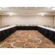 U-Shape style meeting, max 100