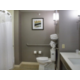 Spacious ADA compliant bathroom in our conference suites