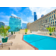 Chicago Downtown Hotel Holiday Inn Seasonal Outdoor Rooftop Pool