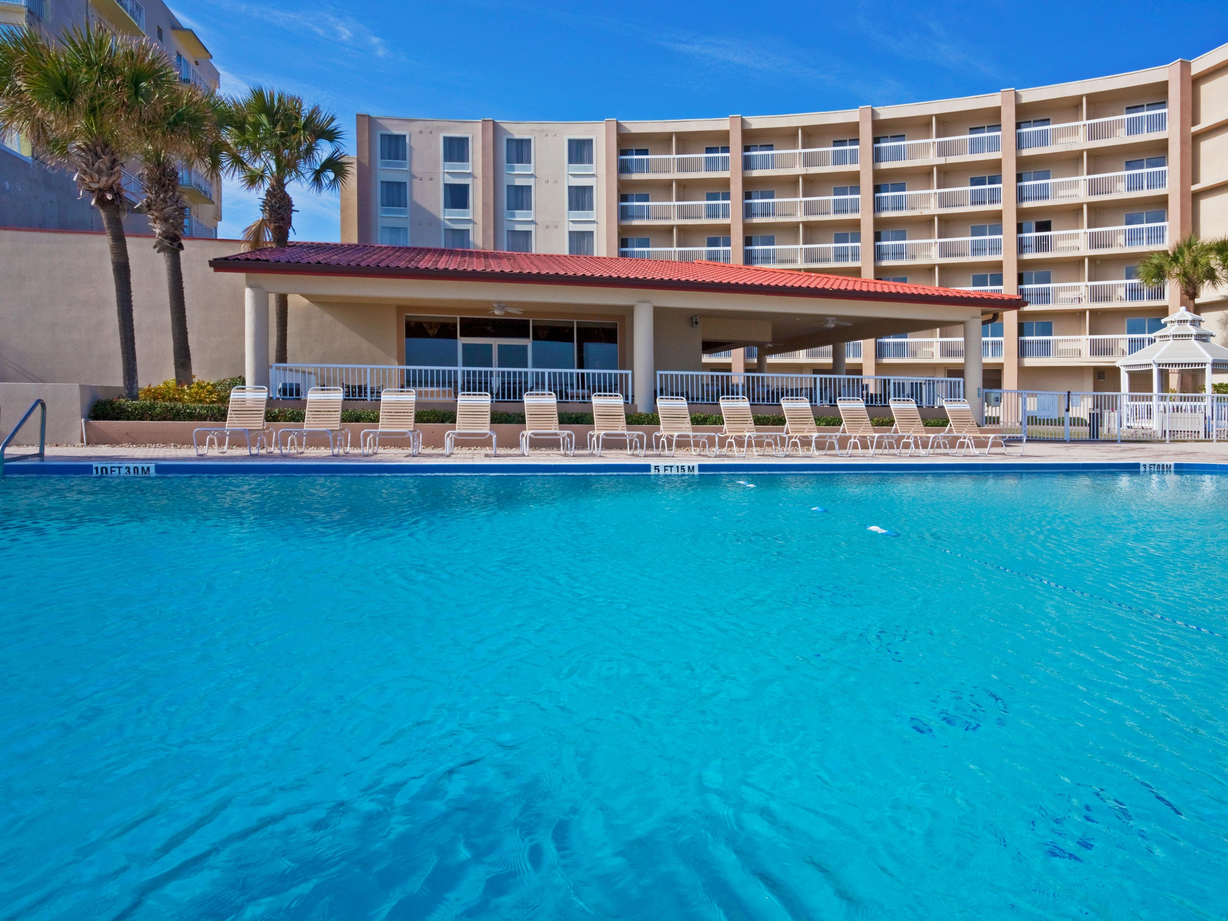 Holiday Inn Oceanfront Hotel And Resort