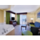 1 King Bed with Living Area/Whirpool