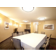 We offer smaller meeting spaces such as hospitality rooms.