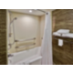Wheelchair Accessible Bathroom with tub