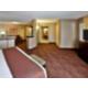 King Executive Suite Bedroom Area