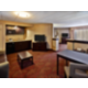 King Executive Suite Living Room Area