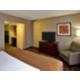 Junior King Suite Bedroom Area
