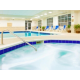 Whirlpool and Heated indoor swimming pool