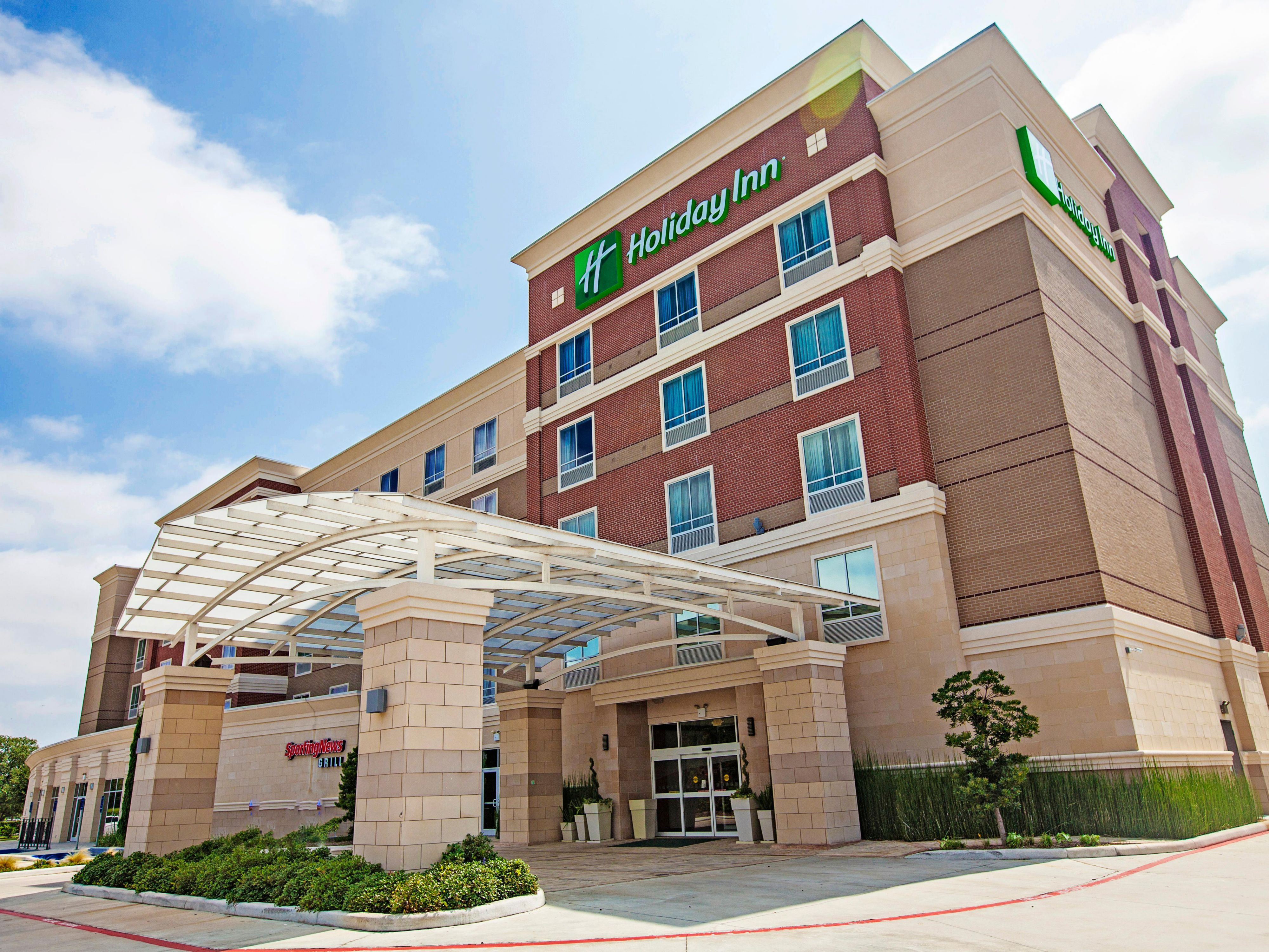 Map Of Hotels In Houston Tx on