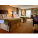 Enjoy Free WiFi in our Two Queen Bed Guest Room