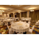 Banquet Room with Round Table Set-up