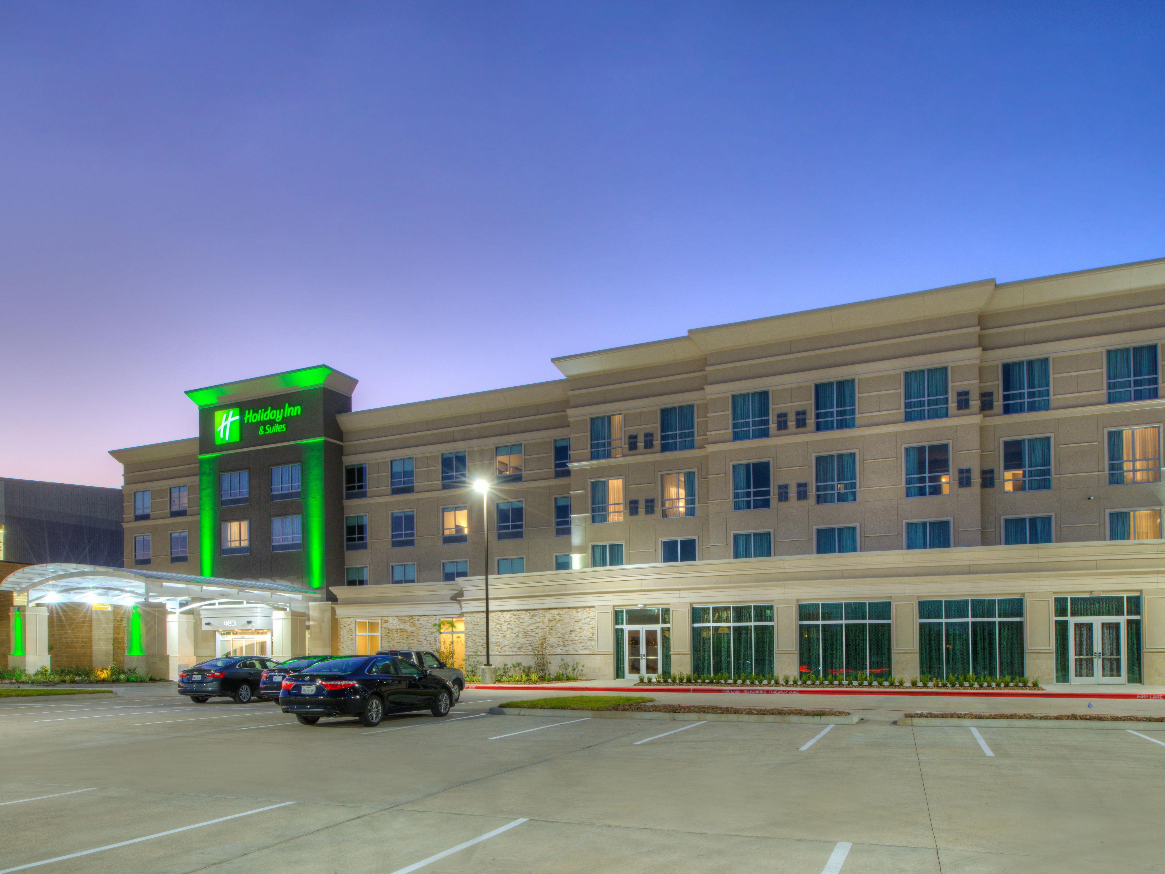 Holiday Inn Suites Houston West Katy Mills In Texas