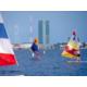 Sail Boarding on Lake Charles
