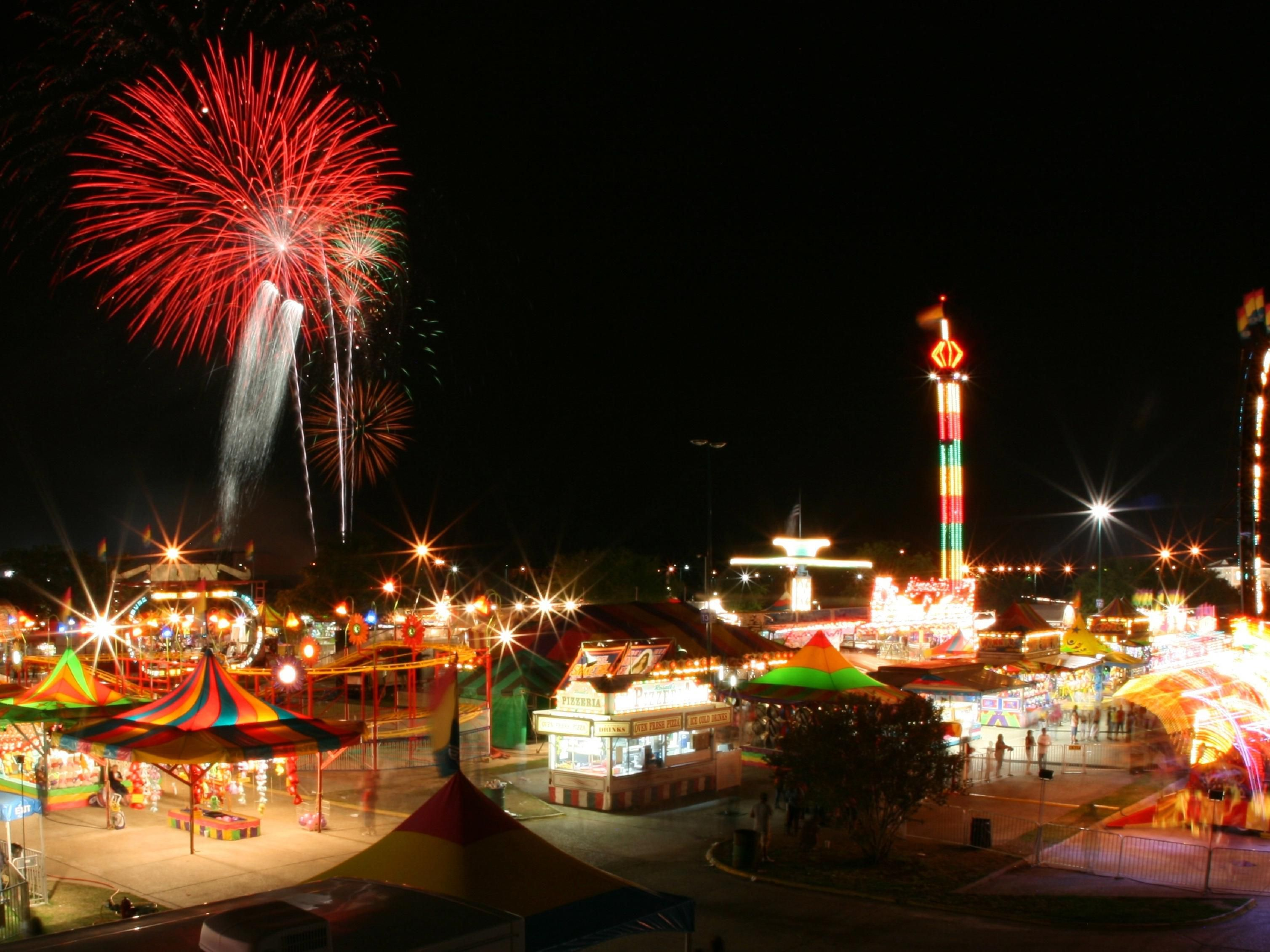 Lake Charles - Contraband Days Festival