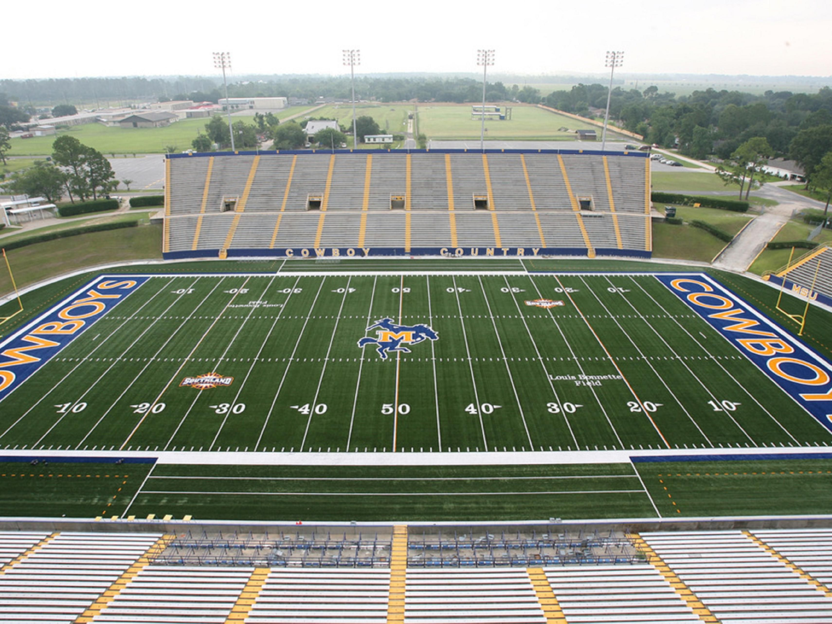 McNeese State University - Football Stadium