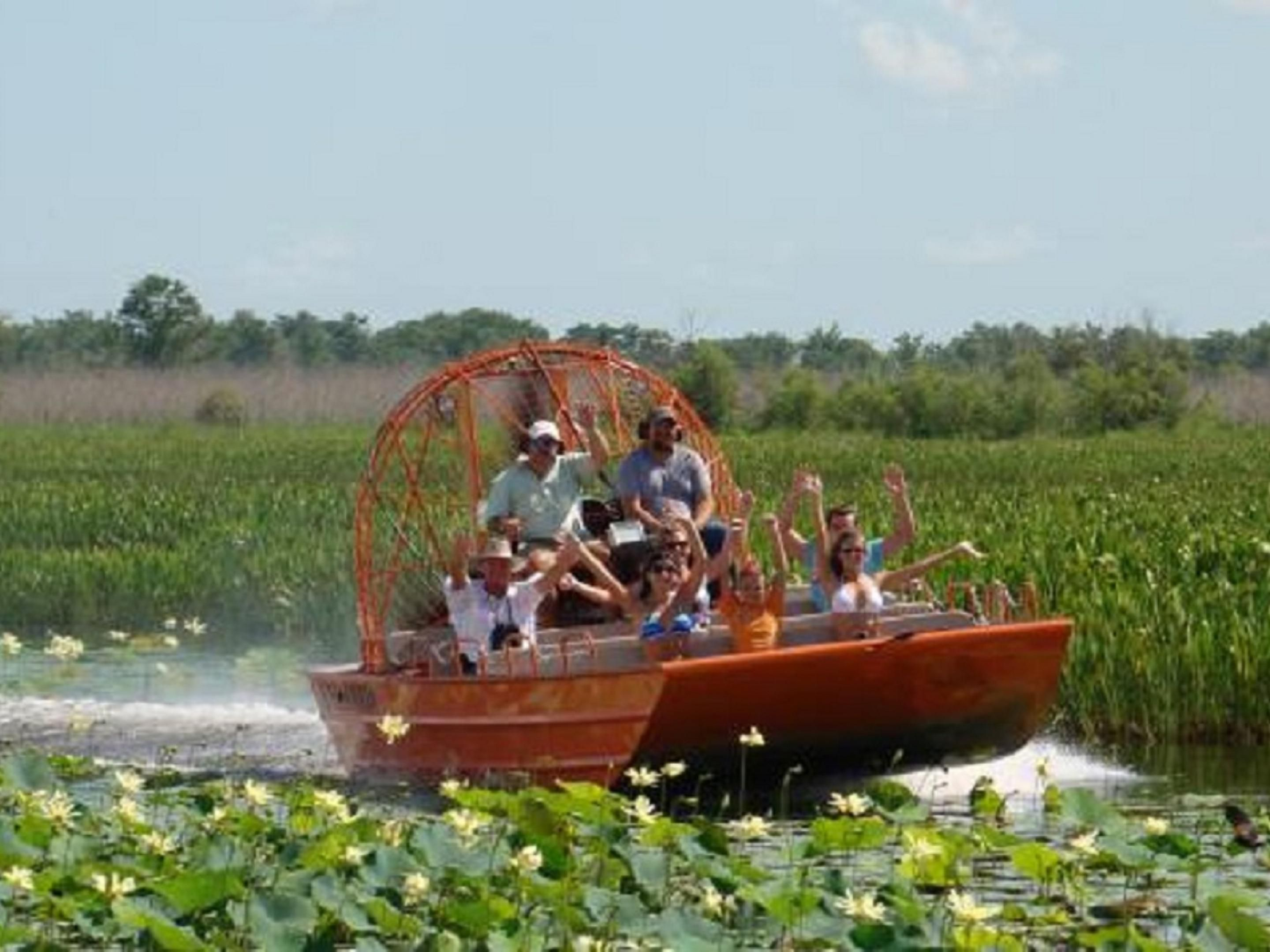 Lake Area Airboat Tours