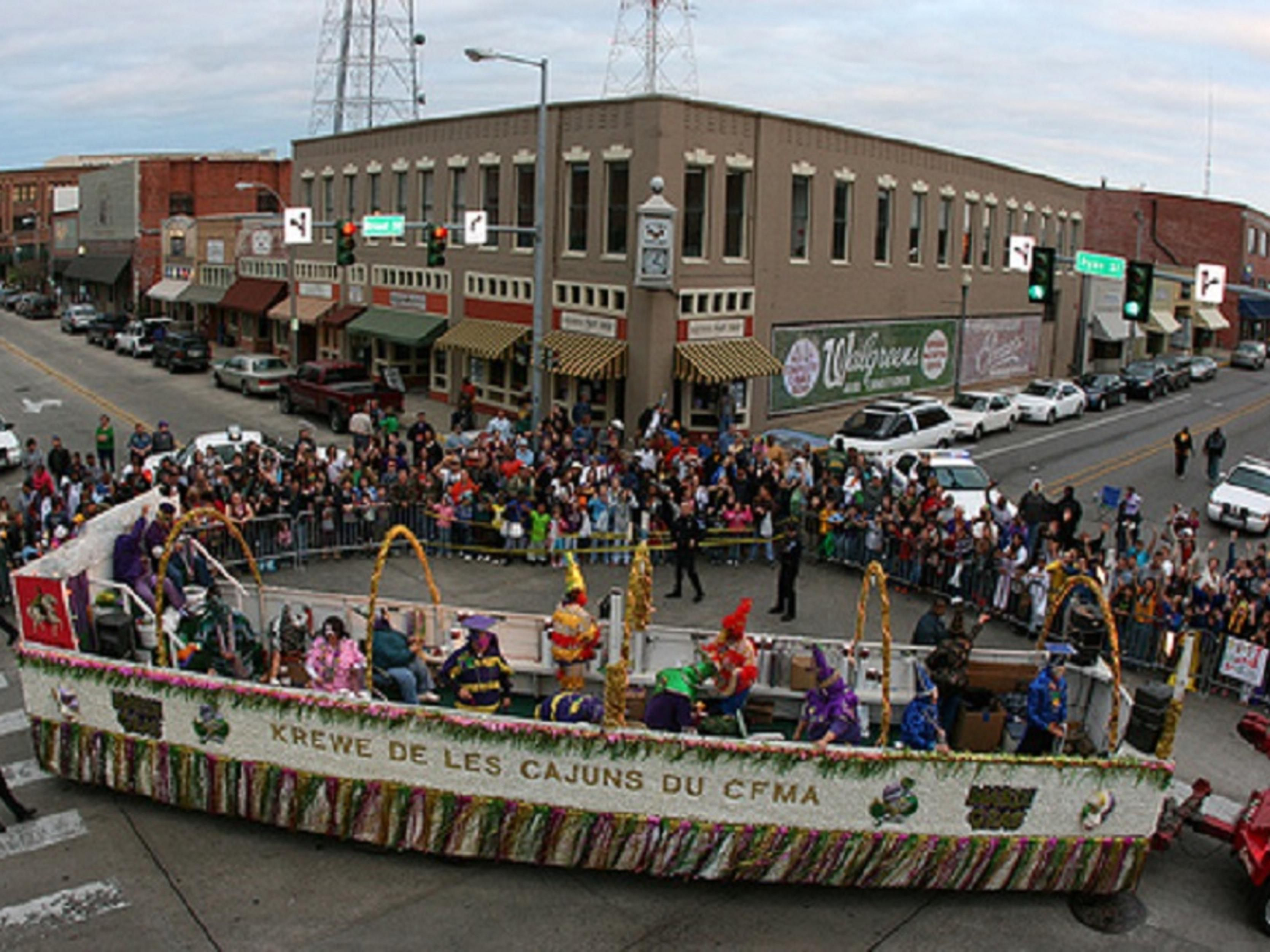 Mardi Gras - Downtown Parade