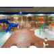 Swimming Pool-Fountain Park and Slide