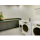 Clean Spacious Guest Laundry Facilities