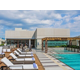 Relax, reconnect or just take a dip in our outdoor pool