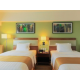 Modern and spacious Deluxe Rooms with 2 beds