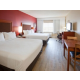 Maple Grove, MN hotel room with two queen beds and free Wi-Fi