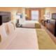 Standard Two Queen Bed Guest Room