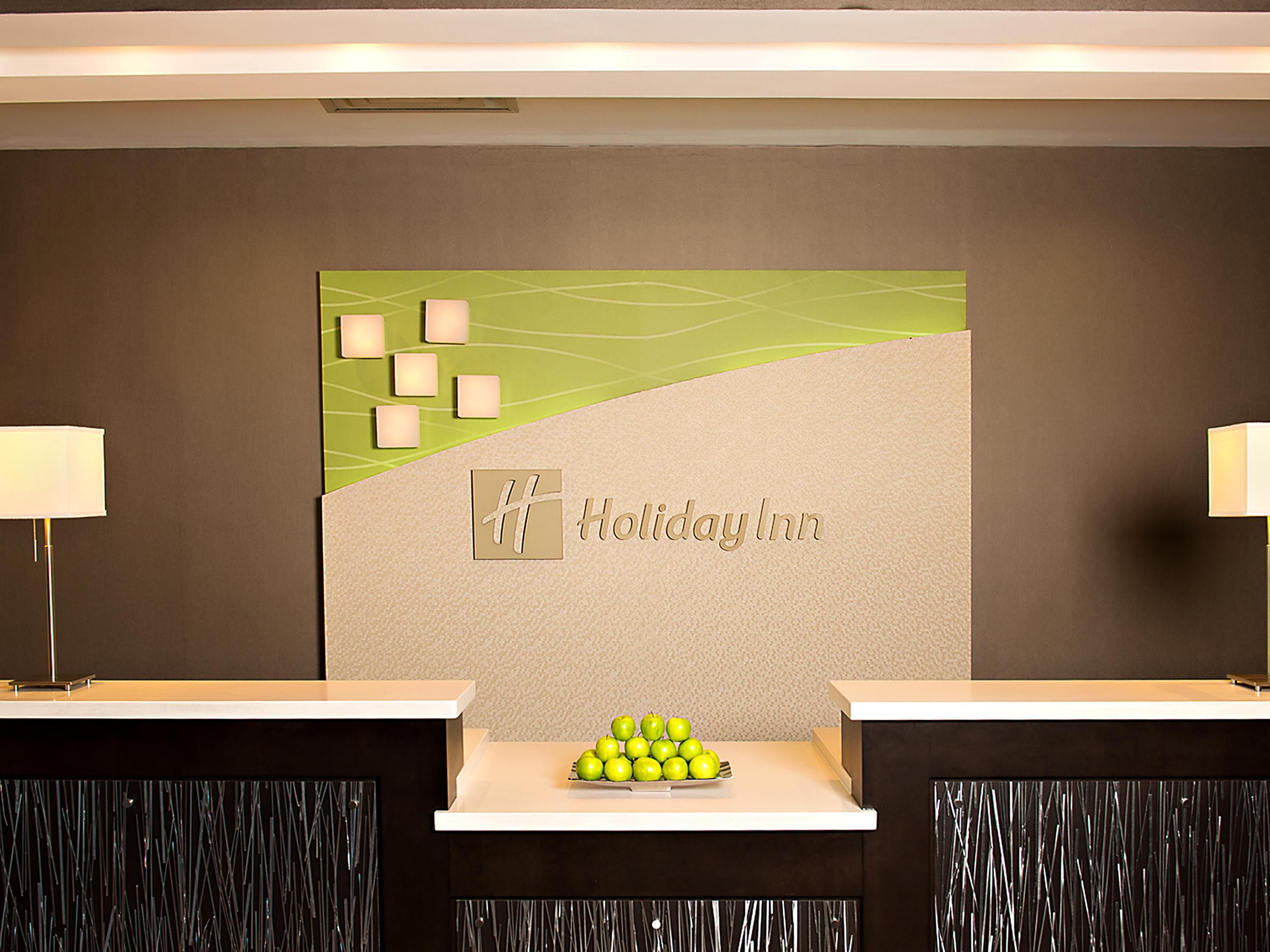 We await your arrival at the Holiday Inn & Suites Mississauga!