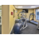 Keep up your fitness routine in our Fitness Center.