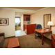 Deluxe One Bedroom Suite with Separate Living Area