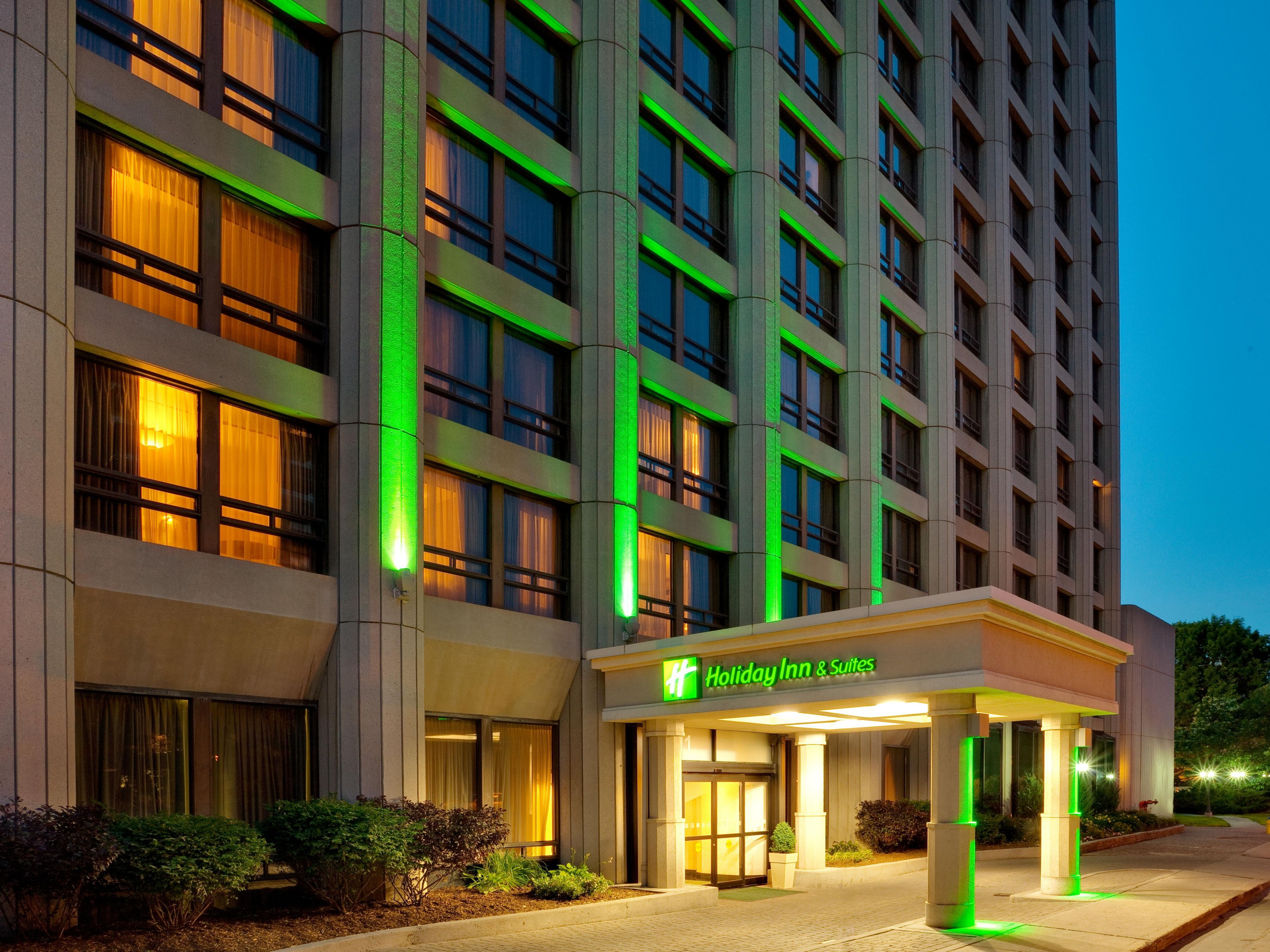 Welcome to Holiday Inn & Suites Ottawa Downtown