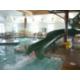 Body slide plunge pool