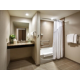 Extended Stay Guest Bathroom