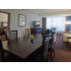 Presidential Suite with separate dinning & living room