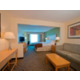 King Bed Suite at the Holiday Inn and Suites Savannah Airport