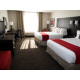 2 Queen Bed Room at Main Lobby of Holiday Inn & Suites Red Deer