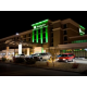 Main Lobby of Holiday Inn & Suites Red Deer South at Night